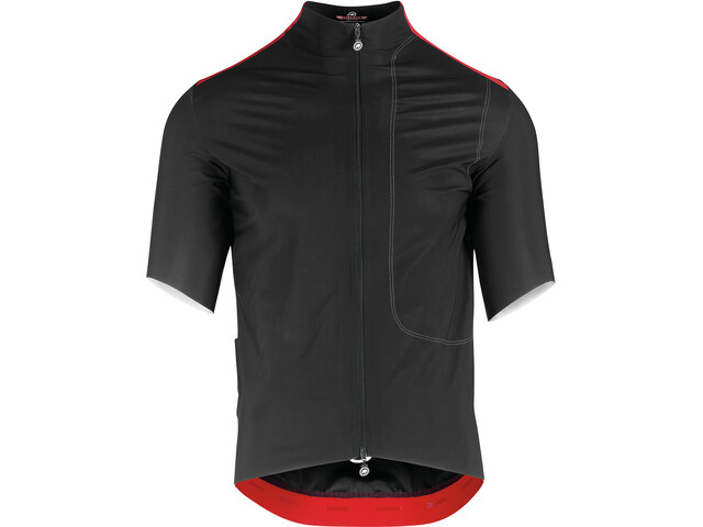 assos Liberty RS23 Thermo Sade-jersey Miehet, black series